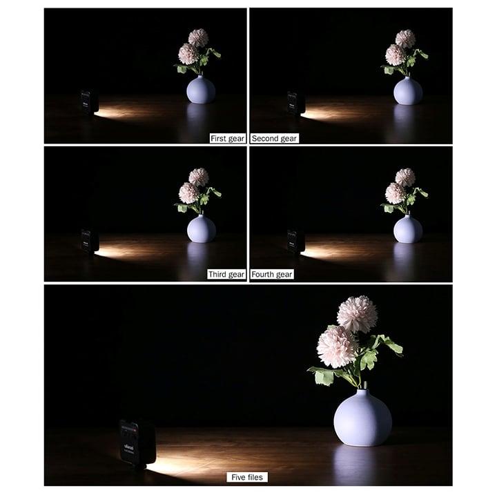 Đèn LED hỗ trợ quay phim - chụp hình