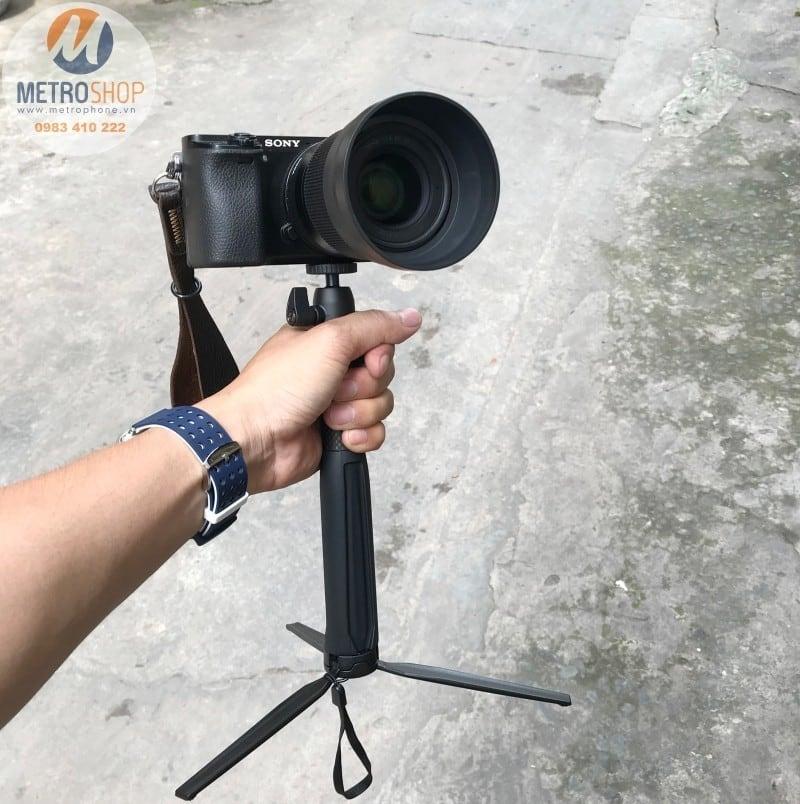 Gậy chụp hình Benro SC1 tích hợp chân đế - Metrophone.vn