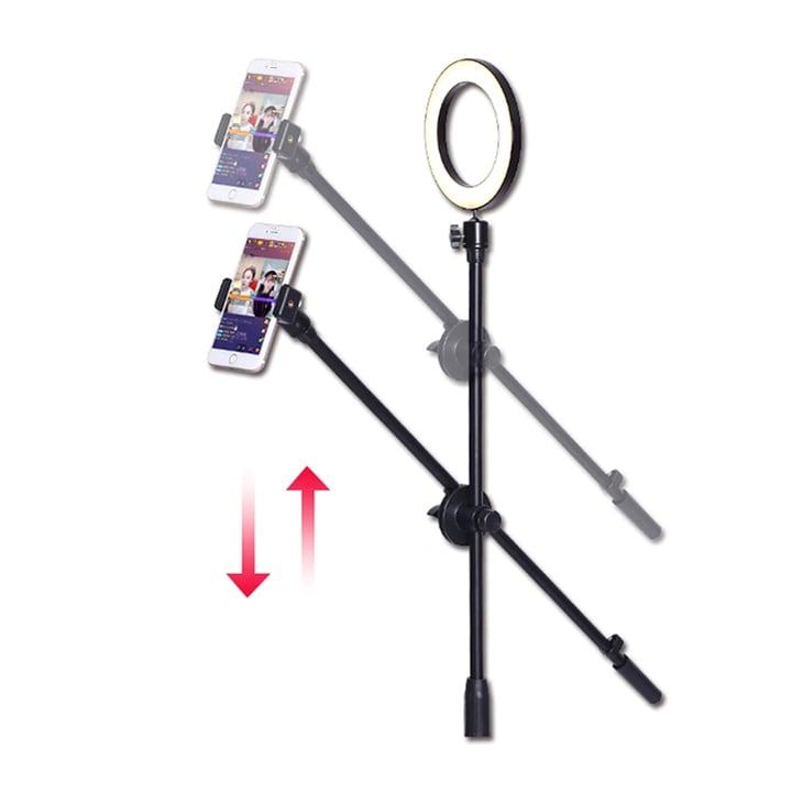 Kệ đỡ điện thoại quay Video chụp hình sản phẩm