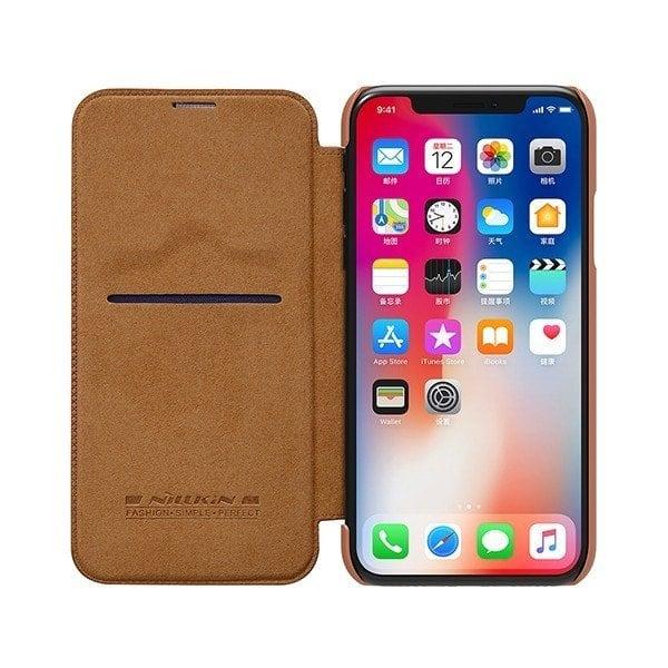 Bao da iPhone X / iPhone 10 Nillkin