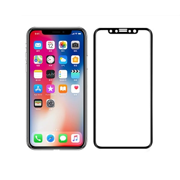 Cường lực Nillkin IPhone X / IPhone 10 3D CP + MAX