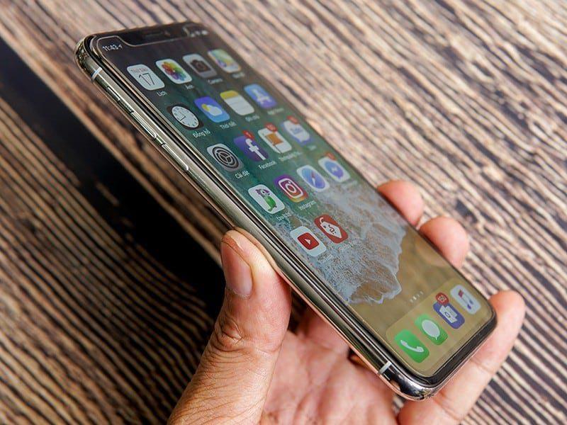 Cường lực iPhone X / iPhone 10 mặt trước mặt sau