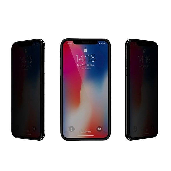 Miếng dán cường lực iPhone X chống nhìn trộm