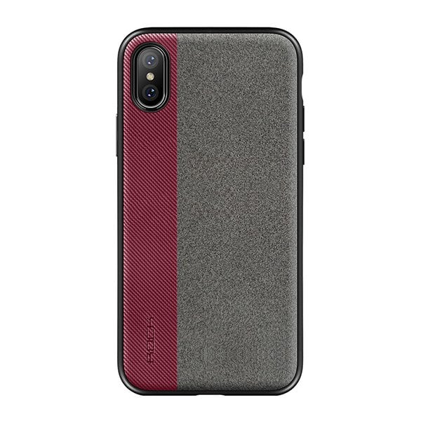 Ốp lưng vải IPhone X / IPhone 10 ROCK