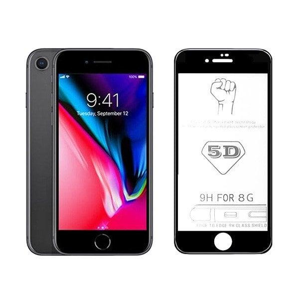 Cường lực iPhone 8 / iPhone 7 5D FULL màn hình