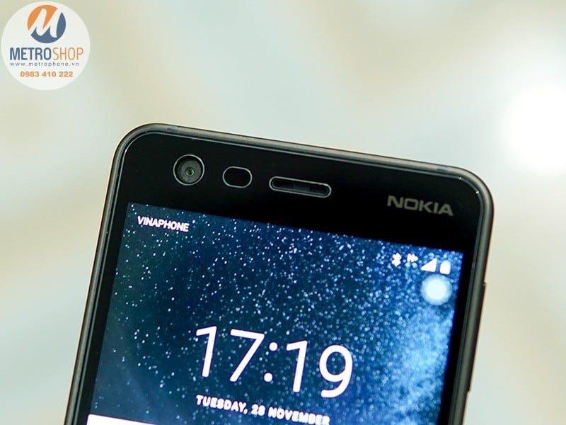 Miếng dán cường lực Nokia 2 - Metrophone.vn