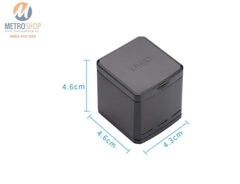 Pin GoPro 5 / 6 Telesin - Metrophone.vn