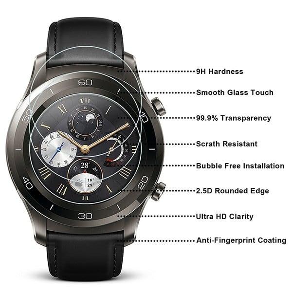 Cường lực Huawei watch 2 GOR ( Bộ 2 miếng )