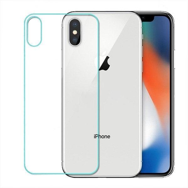 Cường lực mặt sau iPhone X 9H 0.2mm