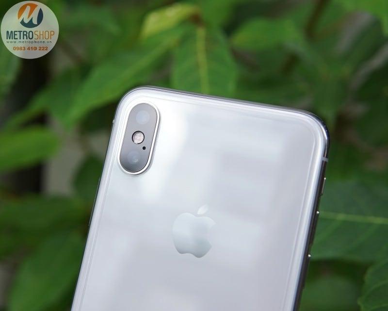 Cường lực mặt sau iPhone X - Metrophone.vn
