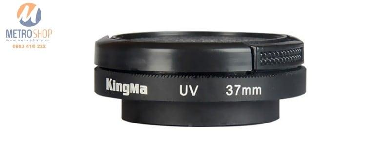 Kính lọc UV bảo vệ cho Xiaomi Yi 4K - Metrophone.vn