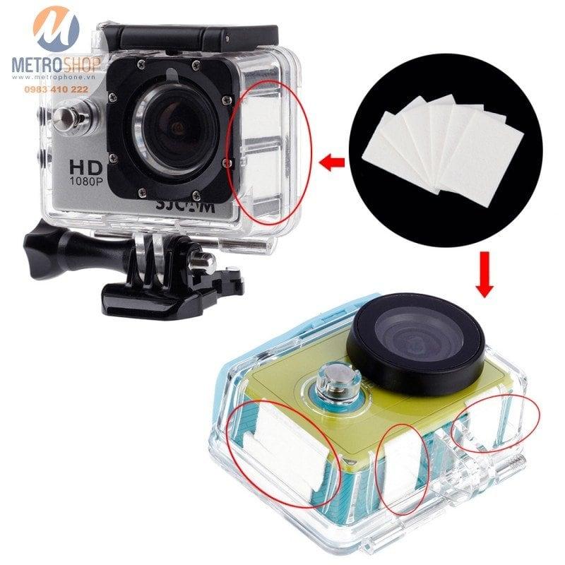 Miếng hút ẩm cho GoPro 5 / GoPro 6 - Metrophone.vn