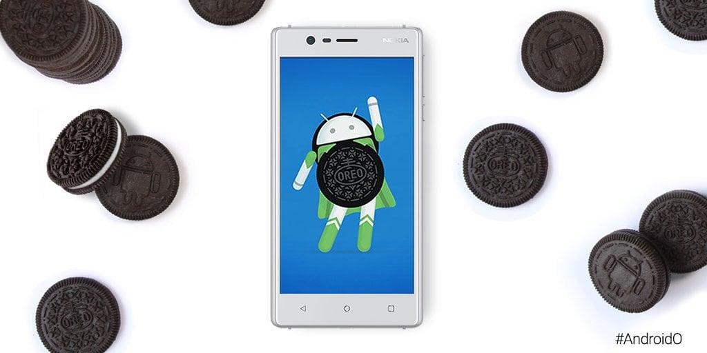 Nokia 3 nhận được bản cập nhật tháng 12 chuẩn bị cho Oreo