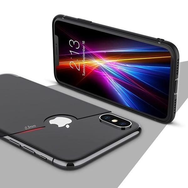 Ốp lưng nhựa dẻo iPhone X / iPhone 10 XO
