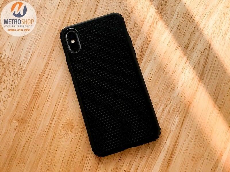 Ốp lưng tản nhiệt iPhone X / iPhone 10 Baseus