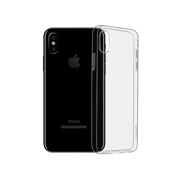 Ốp lưng trong suốt iPhone X / iPhone 10 Hoco