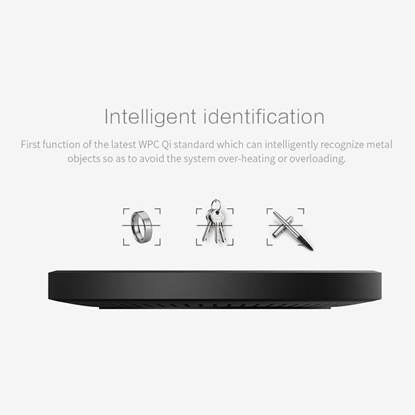 Sạc không dây iPhone X / Samsung Note 8 Nillkin Magic Disk 4