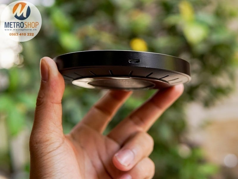 Sạc không dây iPhone X Nillkin Magic Disk 4