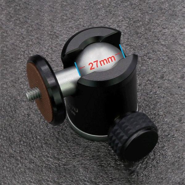 Ballhead cho chân máy ảnh và điện thoại Xiletu MT-26