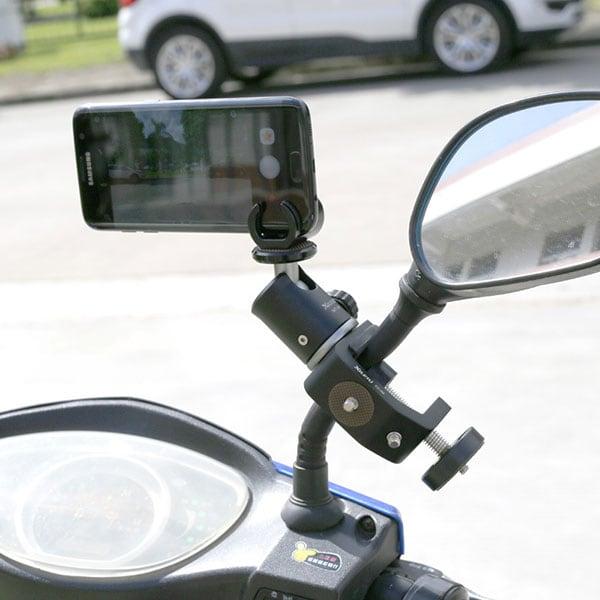 Kẹp đa năng Ultra Clamp cho điện thoại / Action cam