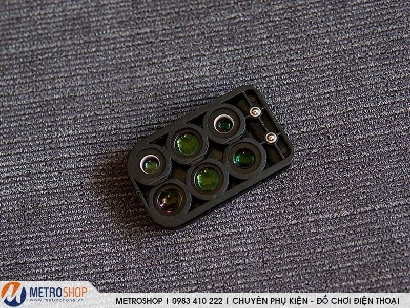 Ống kính đa năng cho iPhone X / iPhone 10 Pholes - Metrophone.vn