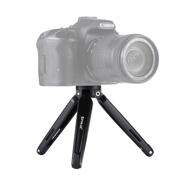 Tripod mini cho điện thoại - máy ảnh - Gimbal Puluz