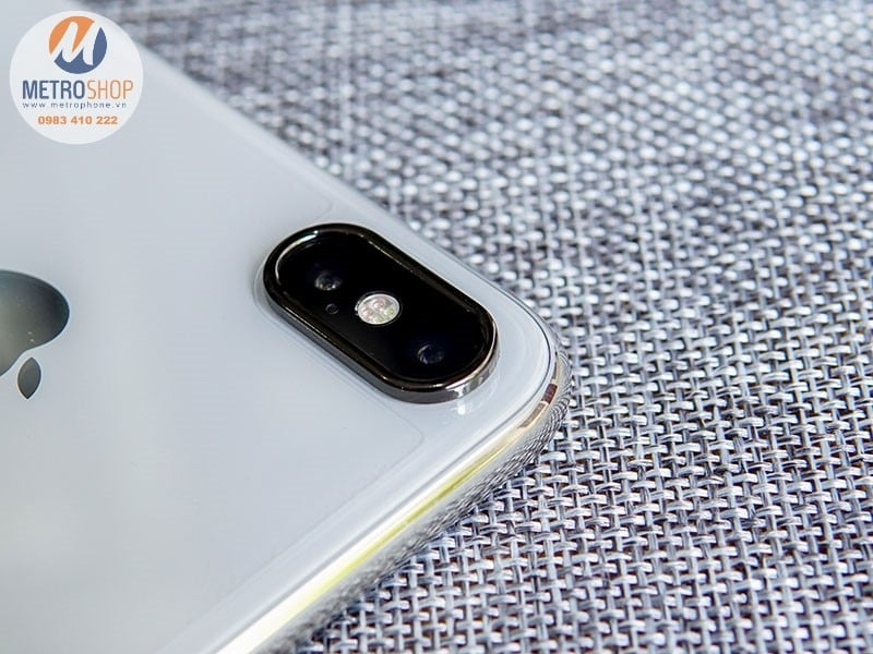 Viền bảo vệ camera iPhone X / iPhone 10