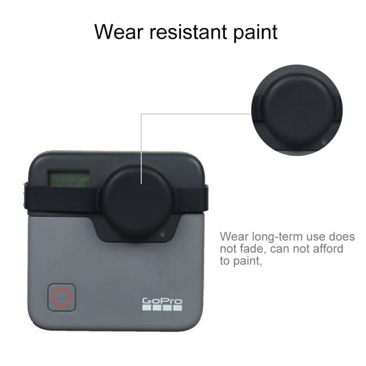 Nắp bảo vệ Camera GoPro Fusion - Metrophone