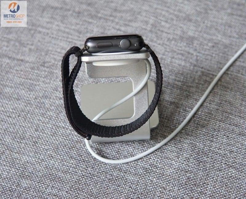 Đế sạc để bàn cho cho Apple Watch - Metrophone