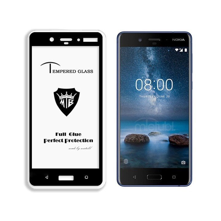 Cường lực Nokia 8 FULL keo màn hình