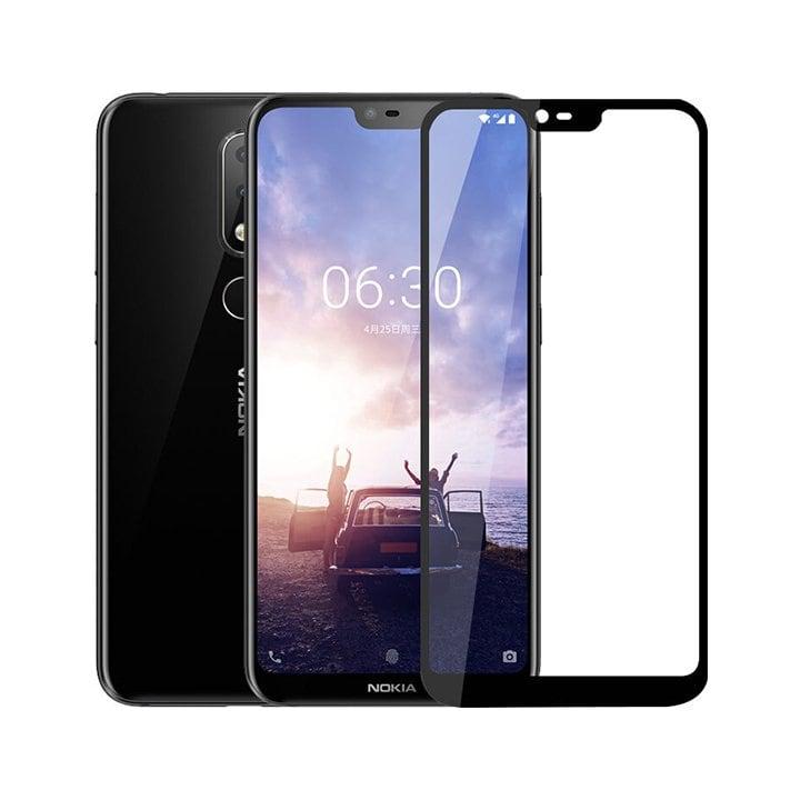 Cường lực Nokia 6 2018 Full keo màn hình