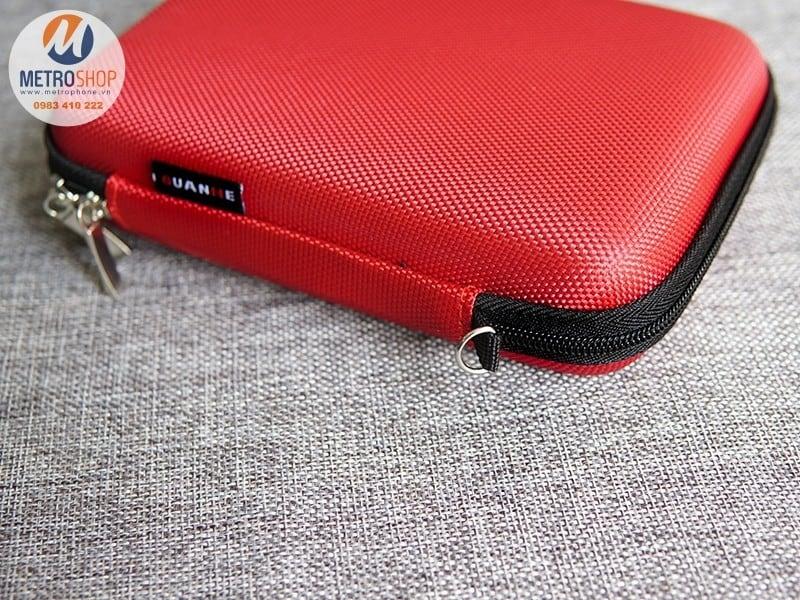 Hộp đựng đồ công nghệ ổ cứng, pin dự phòng - Metrophone