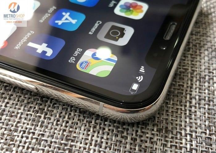 Kính cường lực 4D iPhone X Baseus - Metrophone