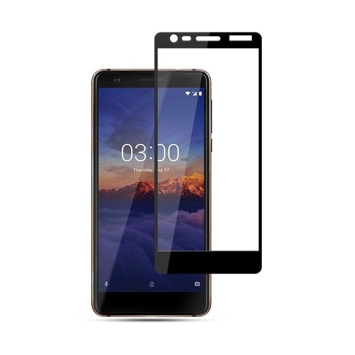 Miếng dán cường lực Nokia 3.1 2018 FULL màn hình
