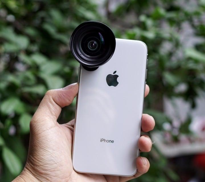 Ống kính góc rộng cho điện thoại 16mm Pholes - Metrophone