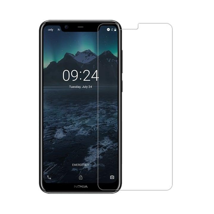 Miếng dán cường lực Nokia X5 / Nokia 5.1 Plus Nillkin 9H chính hãng
