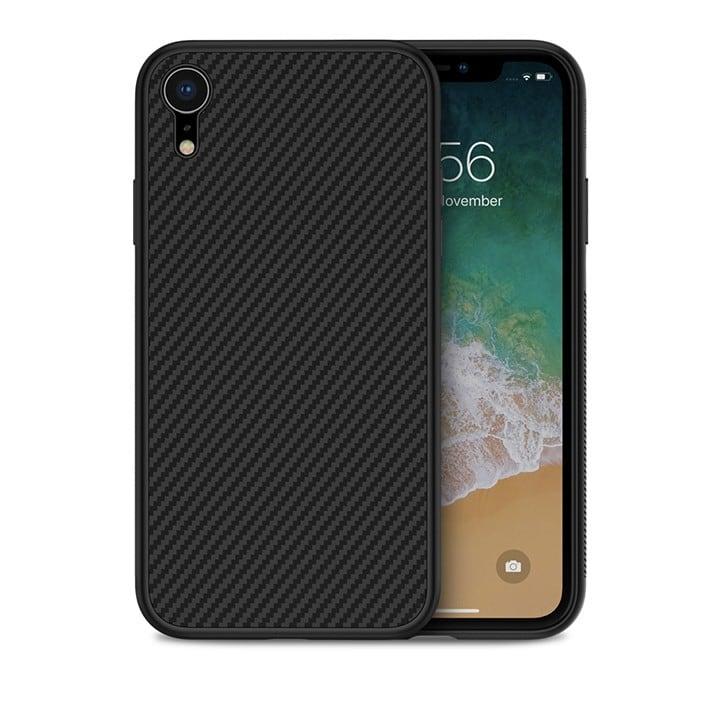 Ốp lưng iPhone Xr Nillkin Carbon Fiber chính hãng
