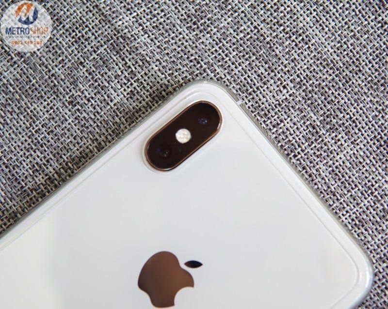 Cường lực mặt sau iPhone Xs Max - Metrophone