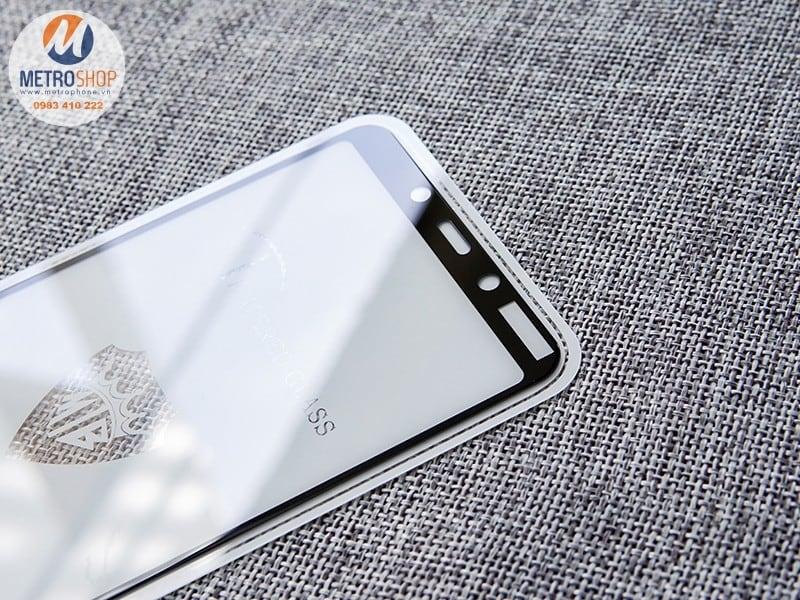 Cường lực Nokia 3.1 Plus Full màn hình