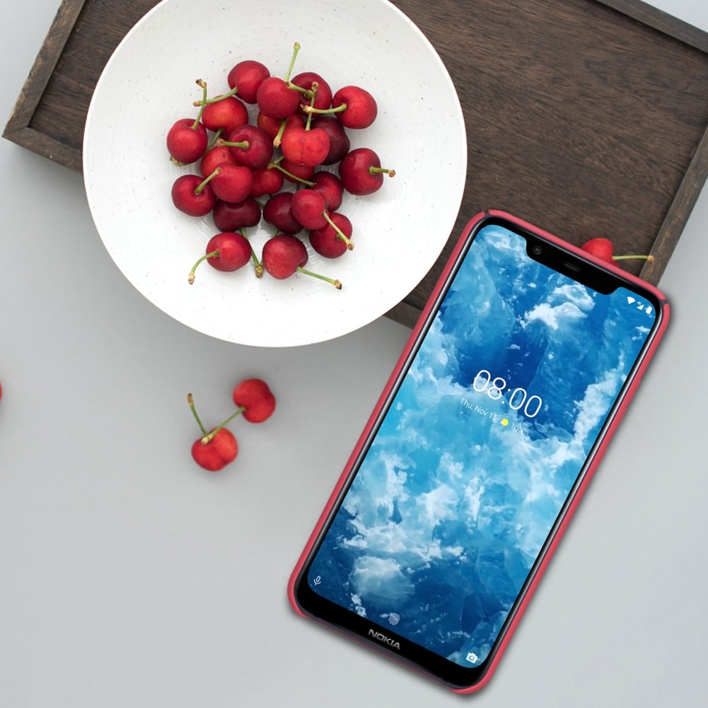 Ốp lưng Nokia 8.1 / X7 Nillkin Super Frosted Shield