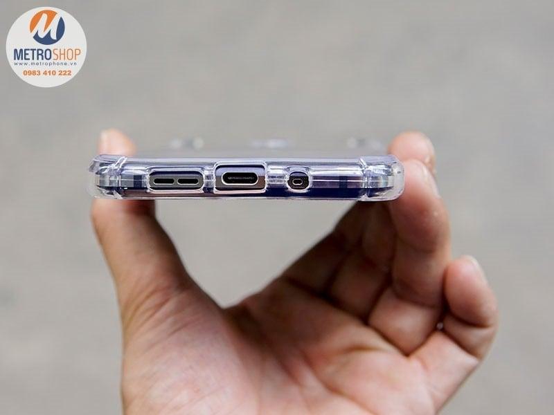 Ốp lưng chống sốc Nokia 8.1 trong suốt IMAK chính hãng