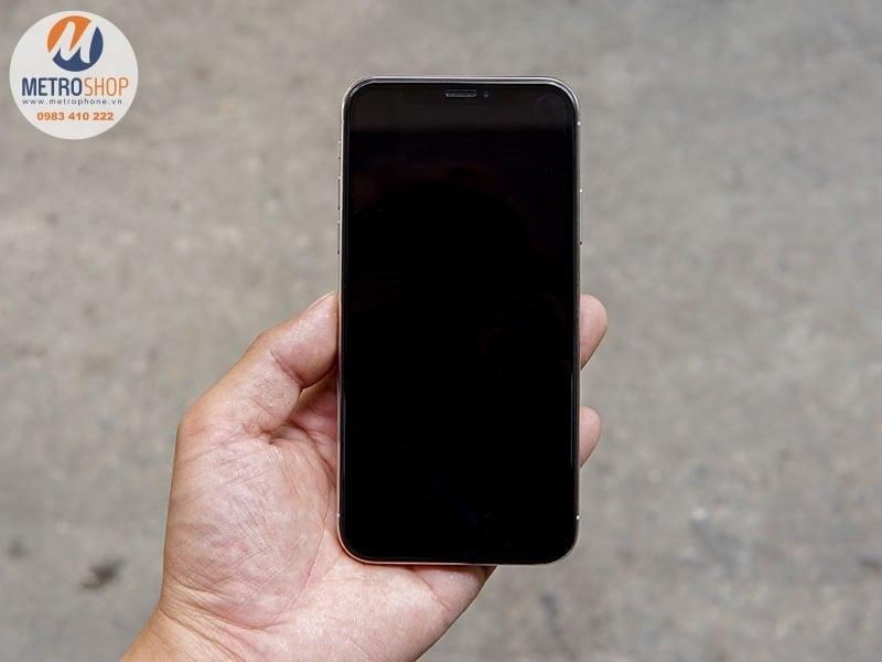 Cường lực iPhone Xs / iPhone X 11D FULL màn hình