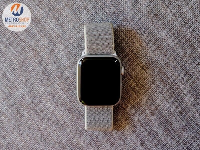 Cường lực Apple Watch Series 4 (44mm/40mm) Full màn hình HOCO