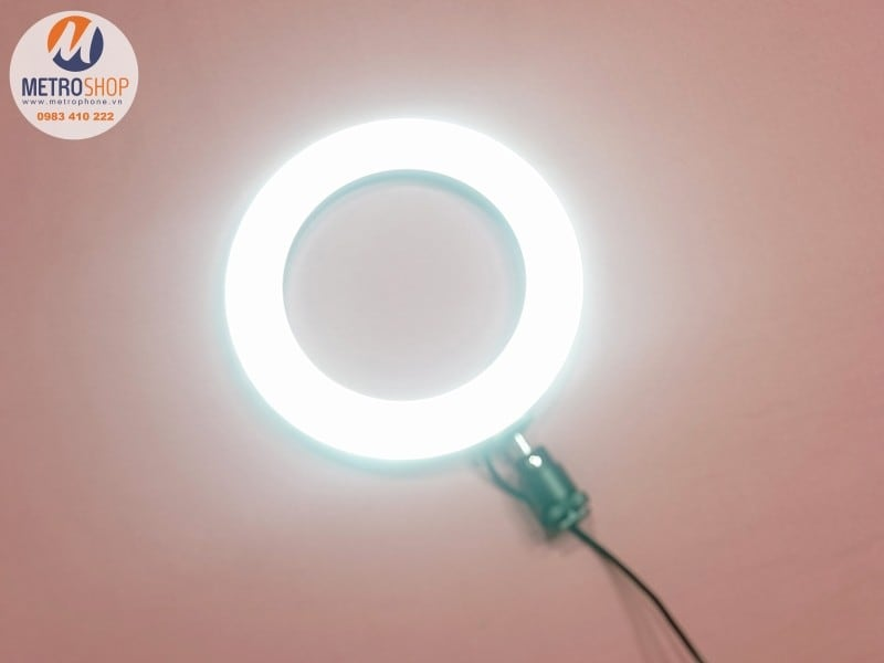 Đèn LED Livestream bán hàng Facebook Shopee Puluz