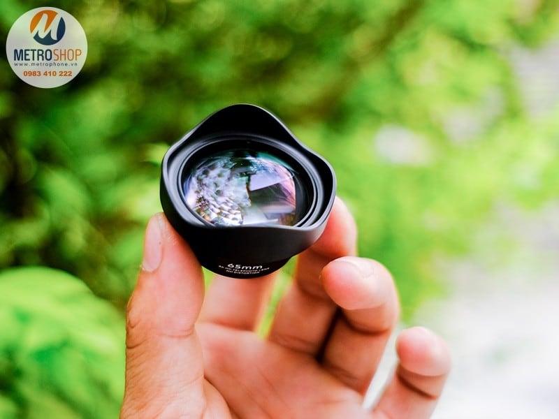 Ống kính tele chụp xóa phông cho điện thoại Pholes 65mm