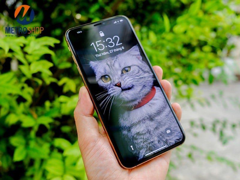 Cường lực siêu mỏng iPhone Xs Max 0.15mm WK