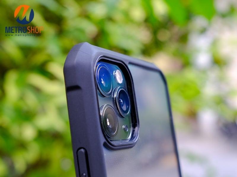 Ốp lưng chống sốc mặt lưng trong iPhone 11 Pro Max