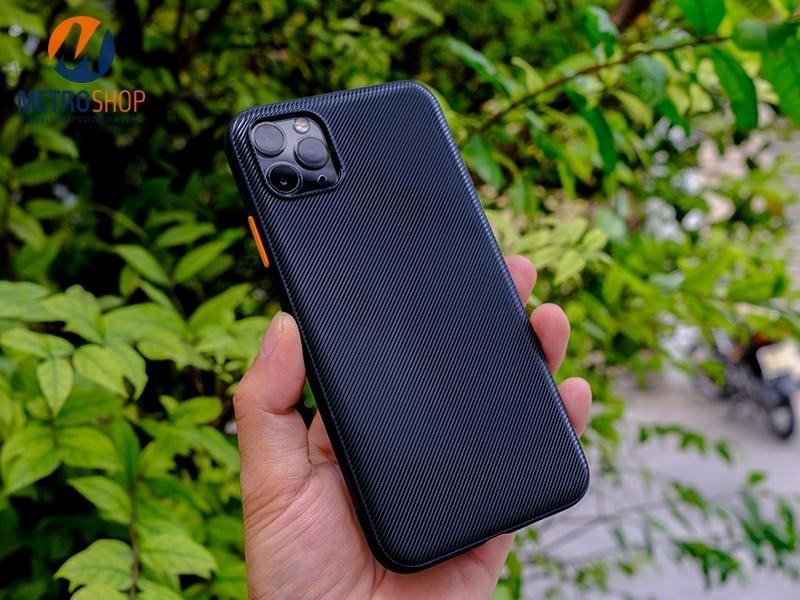 Ốp lưng vân chéo iPhone 11 Pro Max HOCO