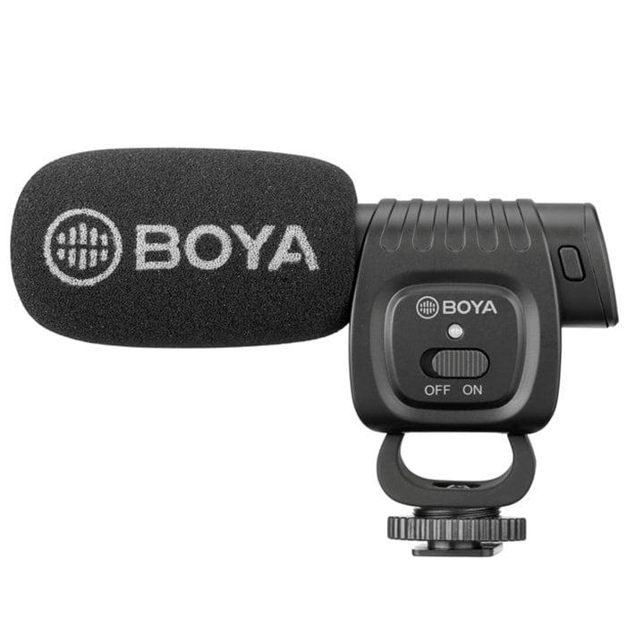 Micro thu âm máy ảnh và điện thoại BOYA BY-BM3011
