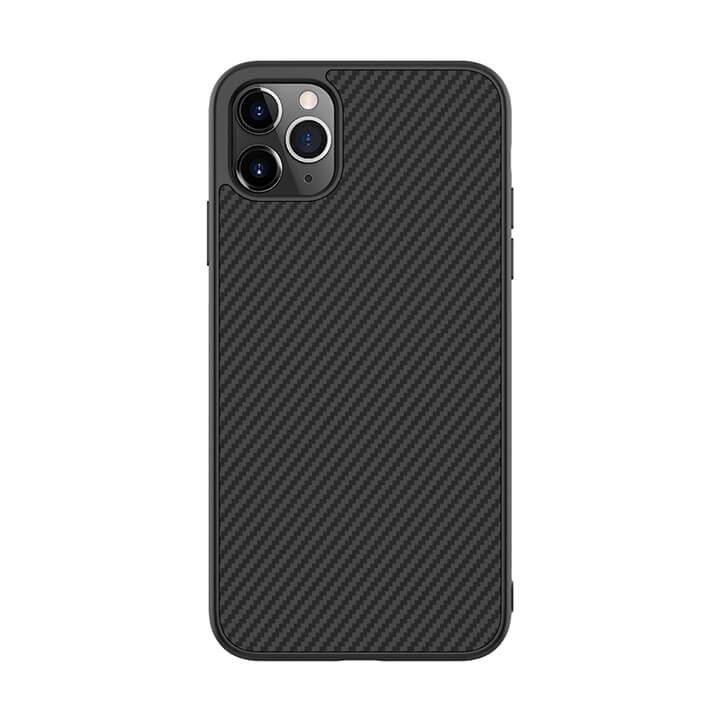 Ốp lưng Carbon Fiber iPhone 11 Pro Nillkin chính hãng